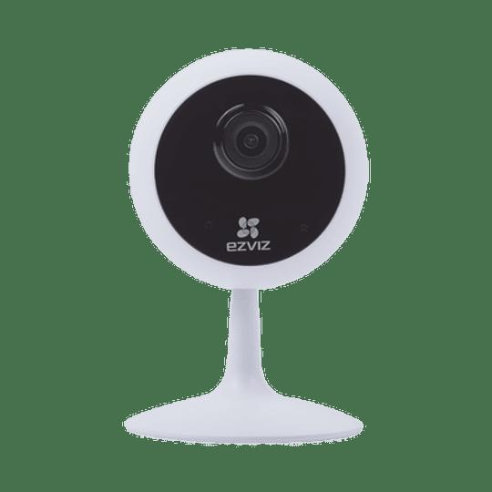 Mini Cámara Ezviz IP 1 Megapixel,  Lente 2.8 mm, Grabación en la Nube, Audio de dos vías, Memoria Micro SD, Modelo: C1C-720P - Image 1