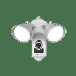 Cámara Ezviz IP 2 Megapixeles, Luz Ultrabrillante, Lente 2.8 mm, Audio de dos vías, Sirena Integrada, Sensor PIR, Micro SD, IP65, Modelo: LC1