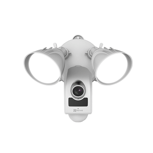 Cámara Ezviz IP 2 Megapixeles, Luz Ultrabrillante, Lente 2.8 mm, Audio de dos vías, Sirena Integrada, Sensor PIR, Micro SD, IP65, Modelo: LC1 - Image 1