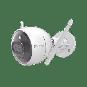 Cámara Ezviz IP, 2 Megapixeles, Wi-Fi, Lente 2.8 mm, IP67, IR 30 metros, Notificación Push, Audio de dos vías, Memoria Micro SD, Modelo: C3X