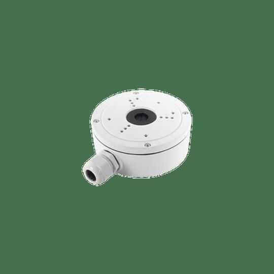 Caja de Conexiones para Cámaras Hikvision Bala, Turret, Domos, Modelo: DS-1280ZJ-S