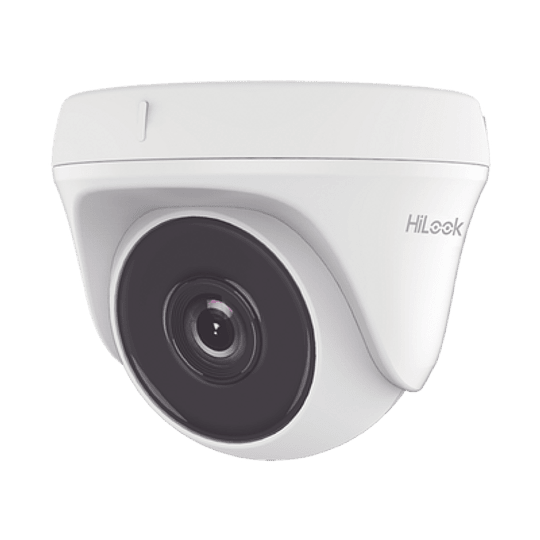 Cámara Turret TURBOHD 1080p, Gran Angular, Angulo 92°, Lente 2.8 mm, 20 mts IR, Modelo: THC-T120-PC