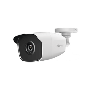 Cámara Bala TURBOHD 1080p, Gran Angular 103º, 2.8 mm, Metal, IR Exir 40 mts, IP66, Modelo: THC-B220-MC