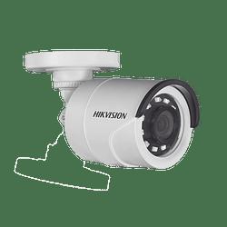 Cámara Bala TURBO 1080p, Lente 2.8 mm, 20 mts Smart IR, IP66, Balun Integrado, Modelo: DS-2CE16D0T-I2FB