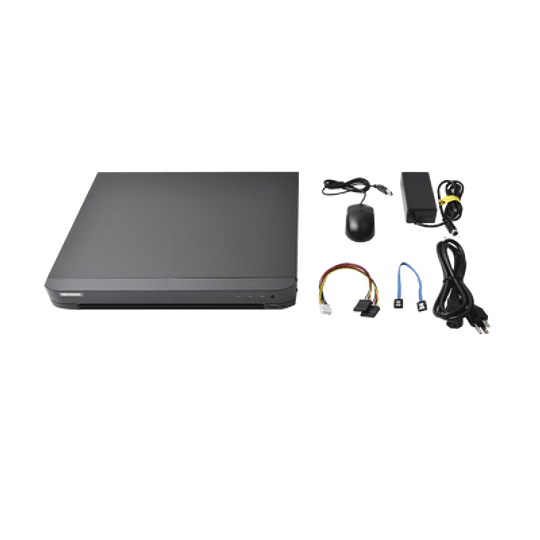 DVR 4 Megapixel Lite, 4 Canales TURBO HD + 2 Canales IP, Modelo: DS-7204HQHI-K1 - Image 2
