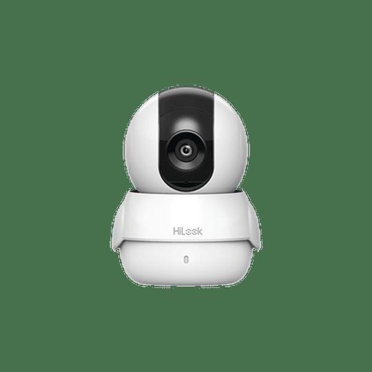 Camara Mini PT IP 2 Megapixeles, 5 mts IR, WiFi, Con Audio de Dos Vías, Modelo: IPC-P120-D/W