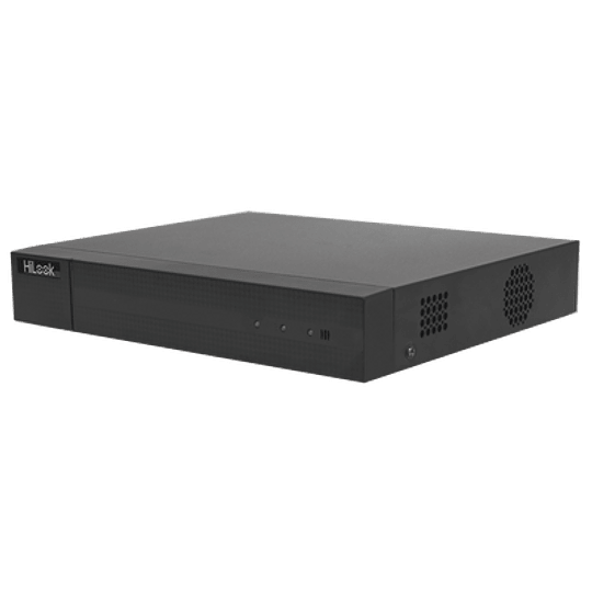 DVR HiLook 1080P Lite 8 Canales TURBOHD + 2 Canales IP Modelo: DVR-208G-F1 - Image 1