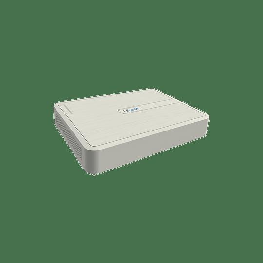 NVR HikLook 4 Megapixeles, 8 Canales IP,  8 Puertos PoE+ Modelo: NVR-108H-D/8P - Image 1