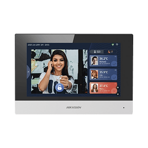 Monitor - Tableta Android para Monitoreo de Alertas por Temperatura Corporal Modelo: DS-KC001