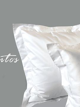 Funda almohada 100% Pima cotton