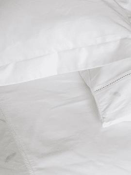 Juego de sábana Pima cotton Plumas