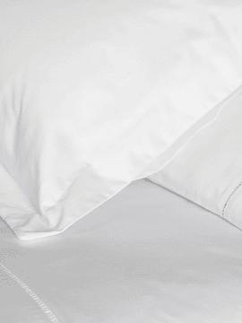 Juego de sábana Pima cotton- bordado espiga