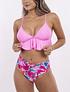 Bikini tiro alto Candy