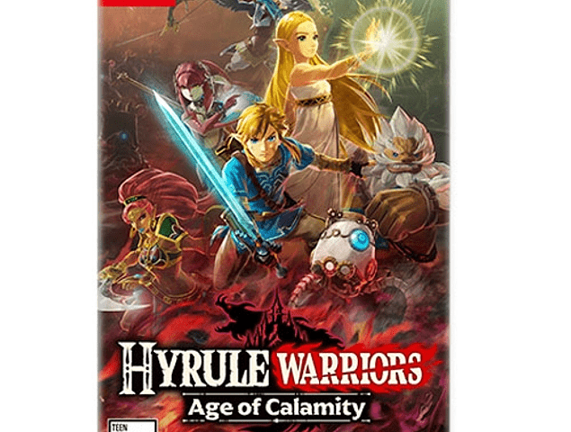 Hyrule Warriors: Age of Calamity - Preventa