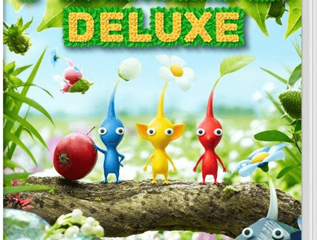 Pikmin 3 Deluxe - NSW