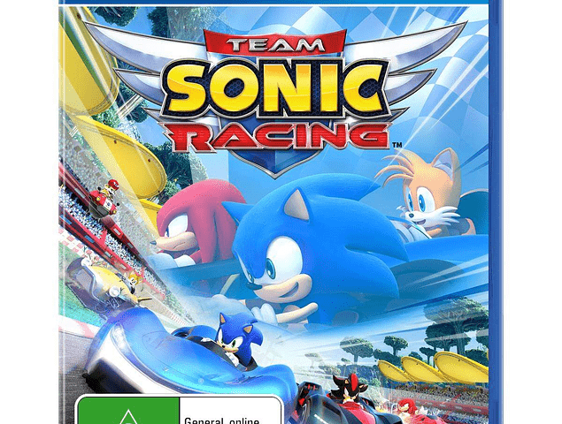Sonic Team Racing - PS4