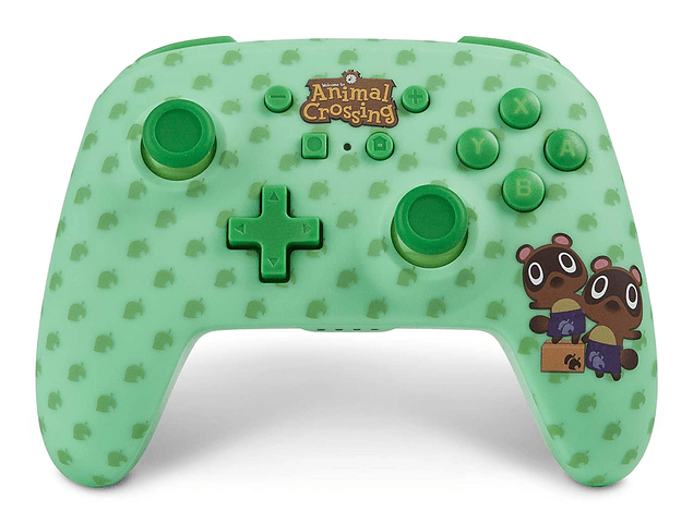 Control Pro Nintendo Switch- Animal Crossing Timmy & Tommy - PowerA