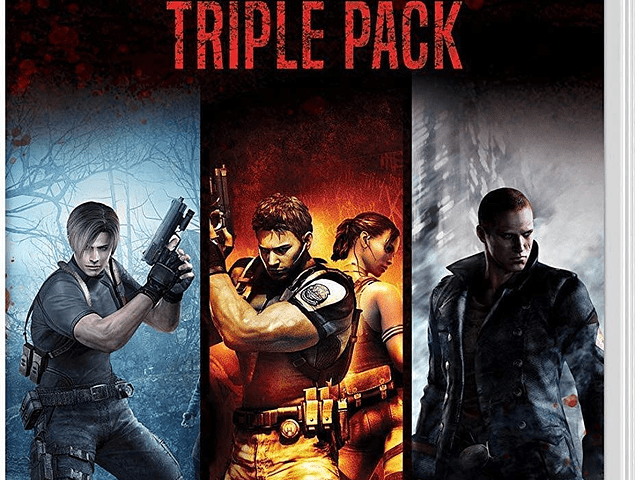 Resident Triple Pack - Switch