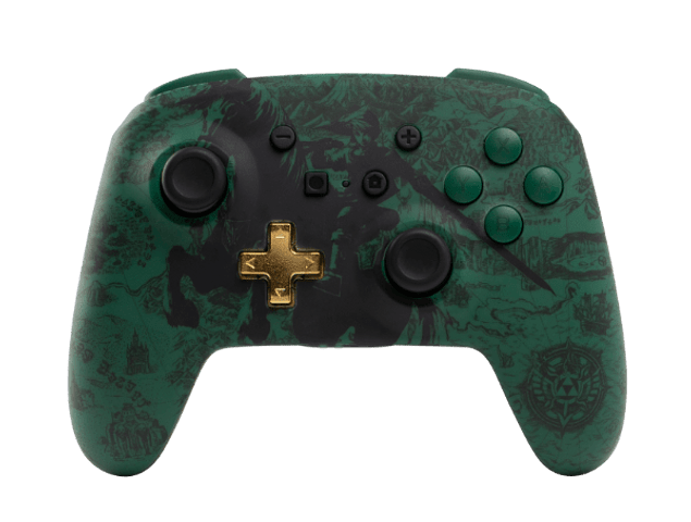 Control Pro Inalambrico Power A - Zelda Edition