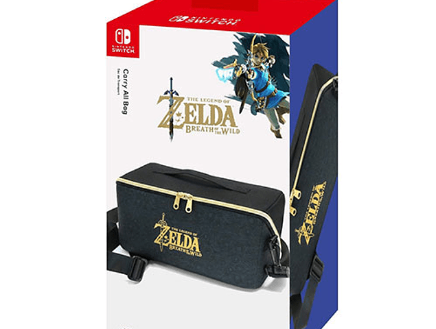 Bolso Carry All Zelda - Hori