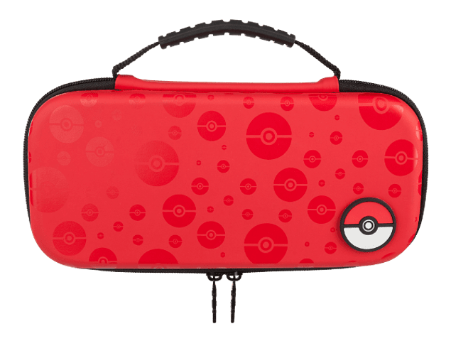 Bolso Protector Power A PokeBall Red - Nintendo Switch