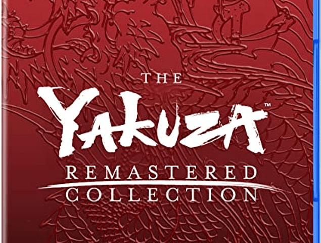 Yakuza Remastered Collection - Ps4