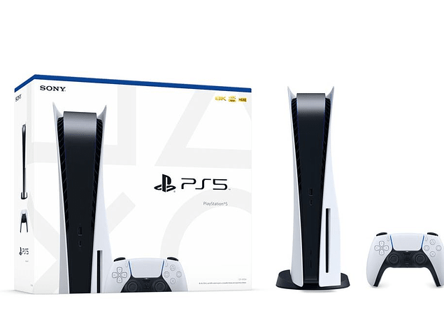 Consola PlayStation 5 - Standard Edition