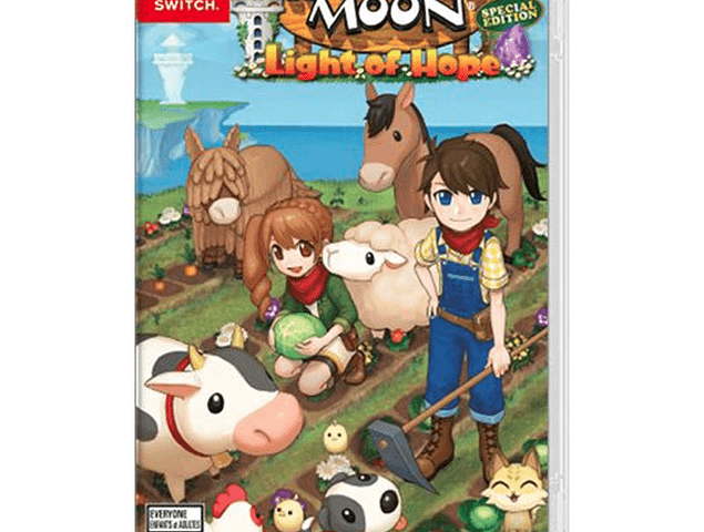 Harvest Moon®: Light of Hope Special Edition - Nintendo Switch