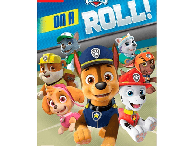 Paw Patrol - On a Roll - Nintendo Switch