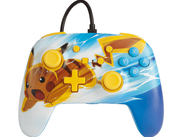 Control Wired Power A - Pikachu Charge
