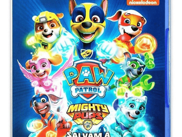 Paw Patrol Mighty Pups - PS4