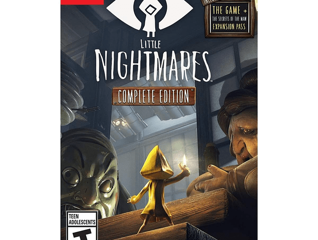 Little Nightmares Complete edition - Nintendo Switch