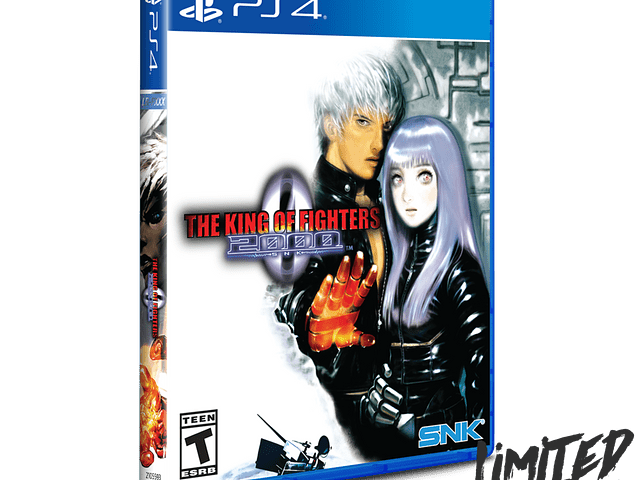 The King of Fighters 2000 - PS4
