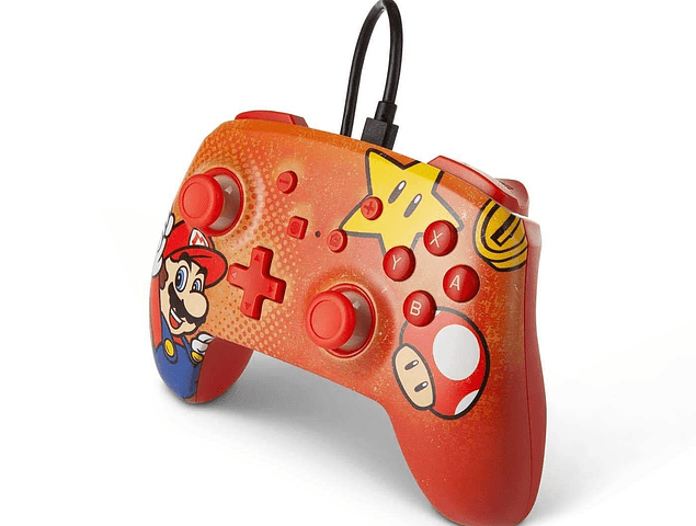 Control Power A Wired - Mario Vintage