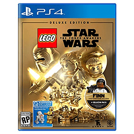 Lego Star Wars: The Force Awaknes Deluxe Edition