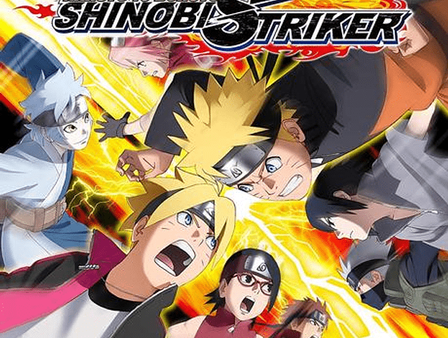 Naruto: Shinobi Striker