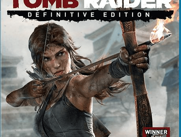Tomb Raider: Definitive Edition - Usado
