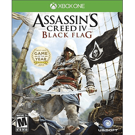 Assassin's Creed IV Black Flag - Usado