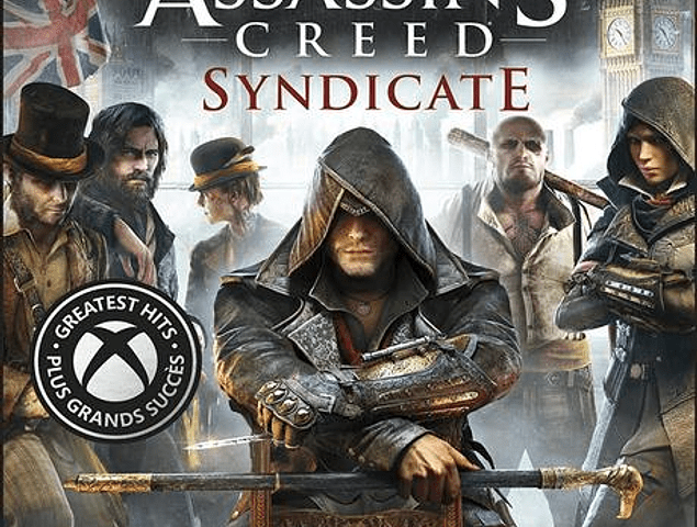 Assassin's Creed Syndicate - Usado