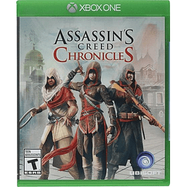 Assassin's Creed Chronicles - Usado