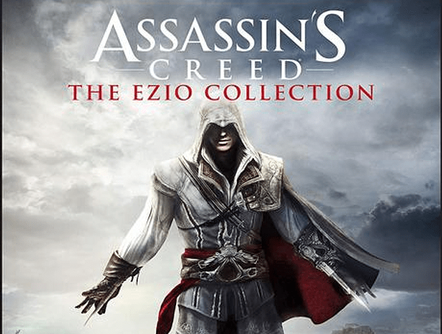 Assassin's Creed Ezio Collection - Usado