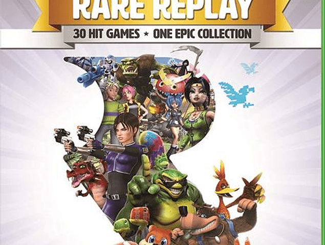 Rare Replay - Usado