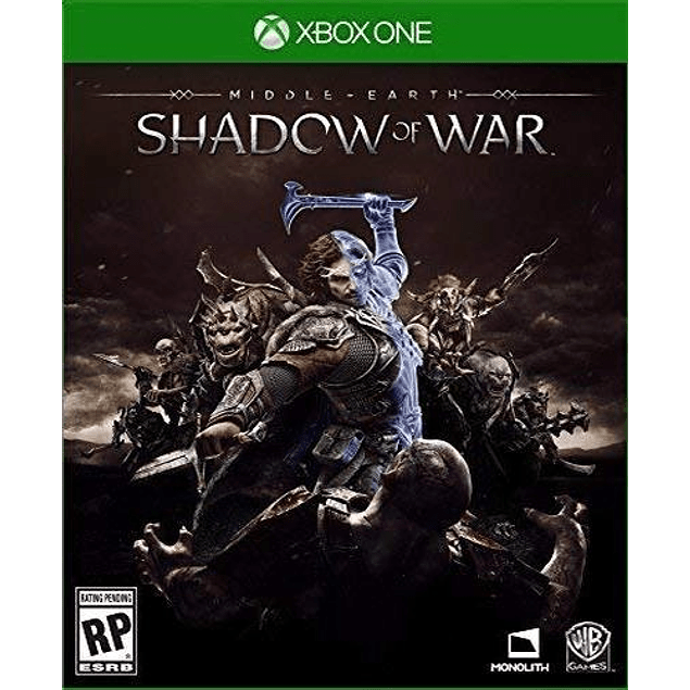 Shadow of War - Usado