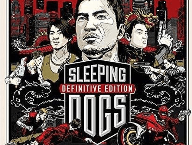Sleeping Dogs - Usado