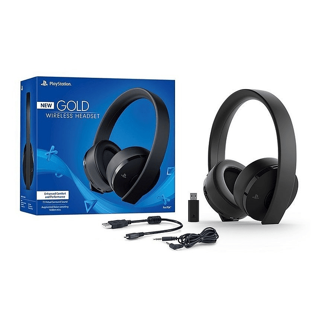 Audifonos Sony GOLD wireless headset