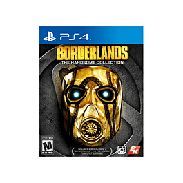 Borderlands PS4