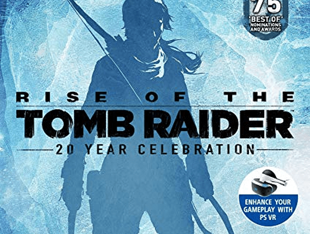 Rise Of the tomb raider 20th year celebration ps4