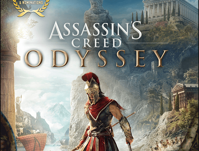 ASSASSIN'S CREED: ODISSEY PS4