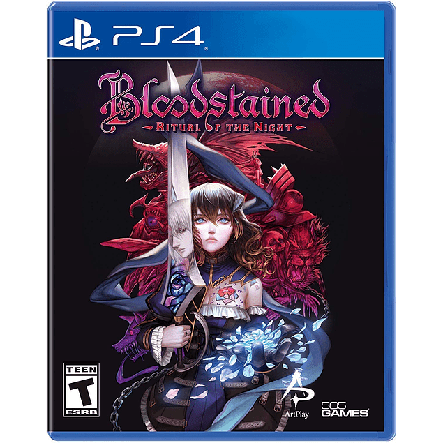 BLOODSTAINED RITUAL OF THE NIGHT PS4