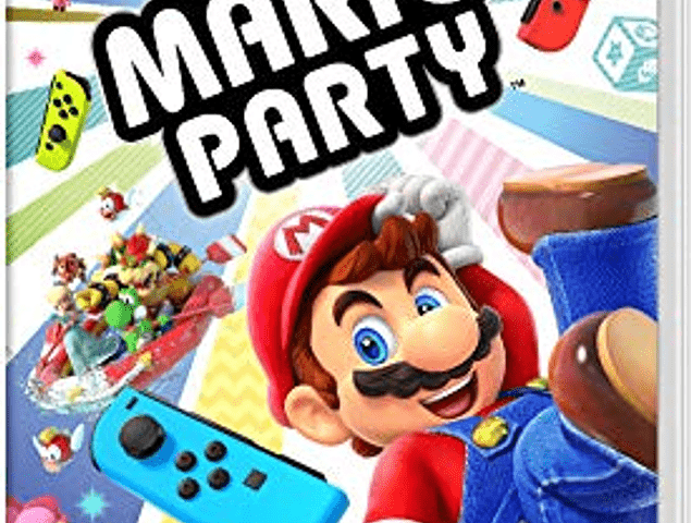 SUPER MARIO PARTY SWITCH - Nintendo Switch